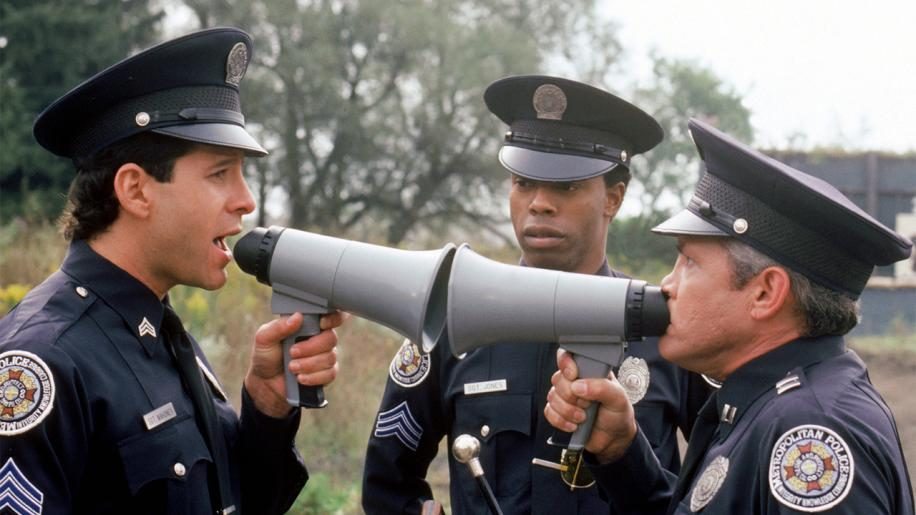 Police Academy Movie Review
