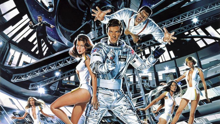 Moonraker Movie Review