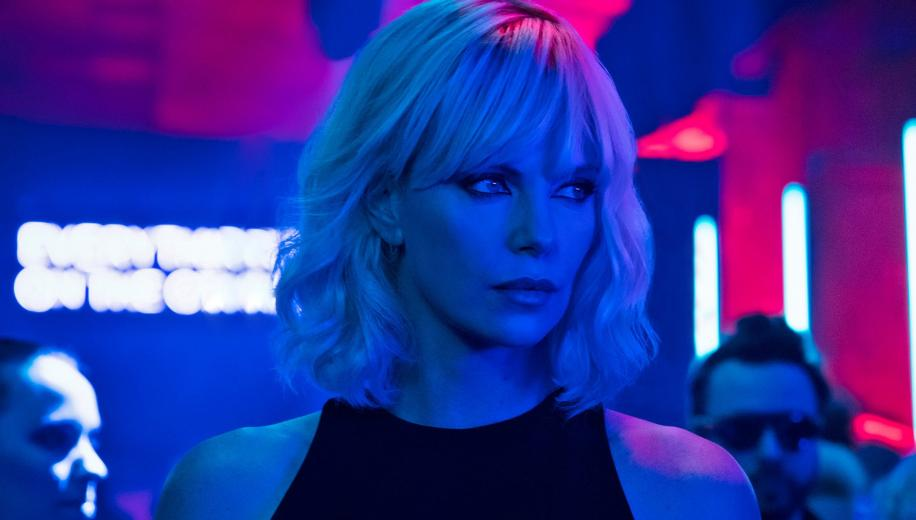 Atomic Blonde Ultra HD Blu-ray Review