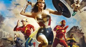 Justice Society: World War II Movie Review