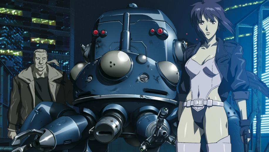 Ghost in the Shell Stand Alone Complex The Laughing Man Blu-ray Review |  AVForums