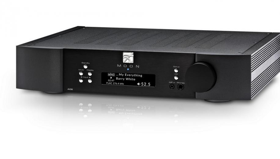 Simaudio Moon Neo ACE all-in-one Music Player launched