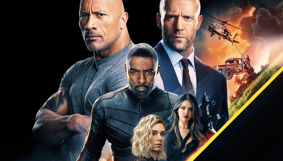 Fast & Furious: Hobbs & Shaw Movie Review