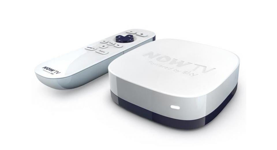 Sky NOW TV Box Review