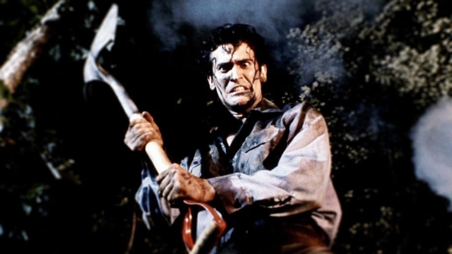 Evil Dead II Movie Review