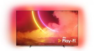 Philips TV and audio hardware to introduce DTS Play-Fi