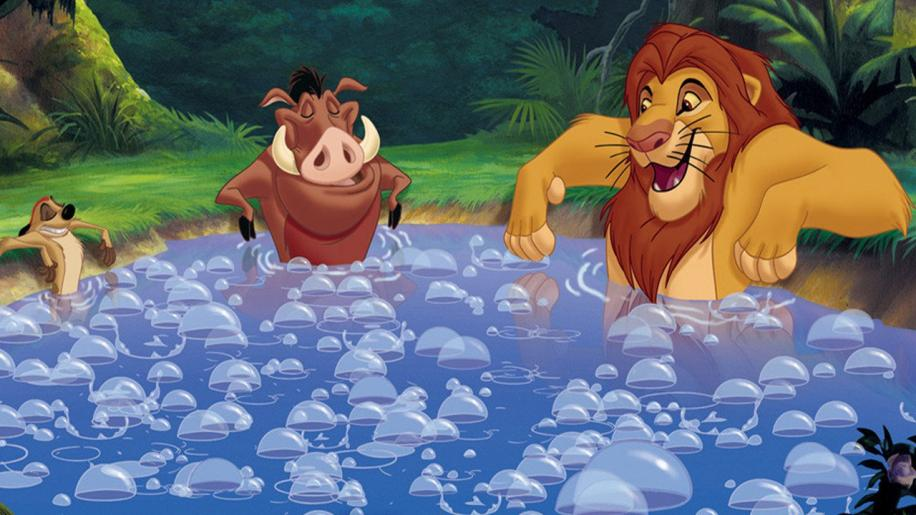 Lion King 1 1/2 DVD Review