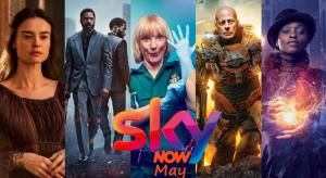 What's new on Sky and NOW UK for May 2021