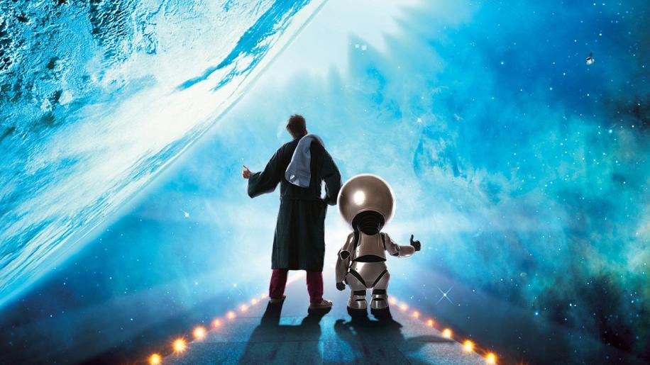 The Hitchhiker's Guide to the Galaxy Movie Review
