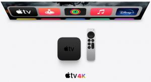 Apple introduces new Apple TV 4K with High Frame Rate HDR support