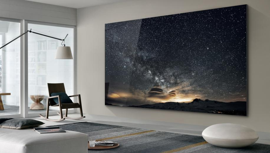CES 2020 News: Samsung launches 75-inch Micro LED TV