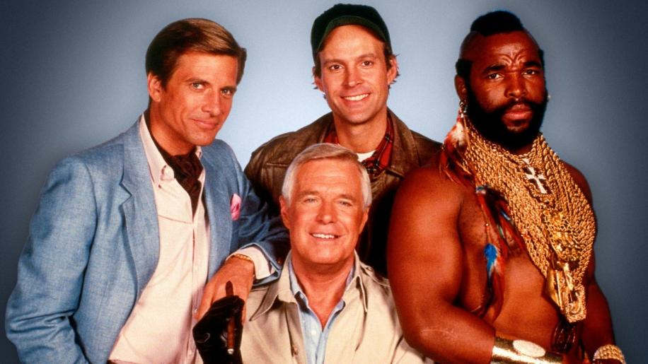 The A-Team: Season Three DVD Review