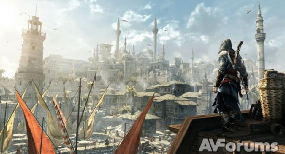 Assassin's Creed: Revelations Xbox 360 Review