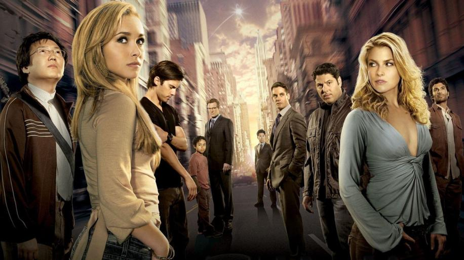 Heroes: Season One Part One DVD Review