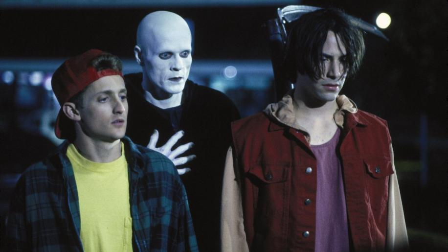 Bill & Ted's Bogus Journey Movie Review