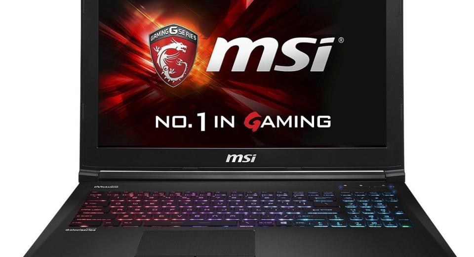 MSI GE62 2QD Apache Gaming Laptop Review