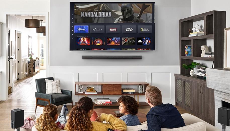 Vizio announces Disney+ available on SmartCast TVs