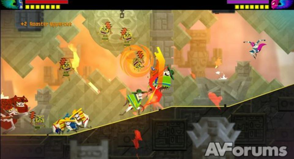 Guacamelee! PC Review