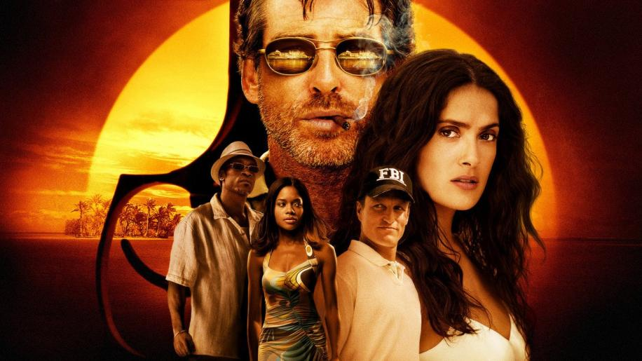 After The Sunset DVD Review