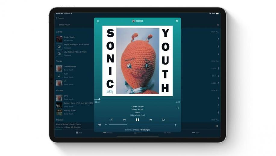 Cambridge Audio adds Qobuz music service to its network streamers
