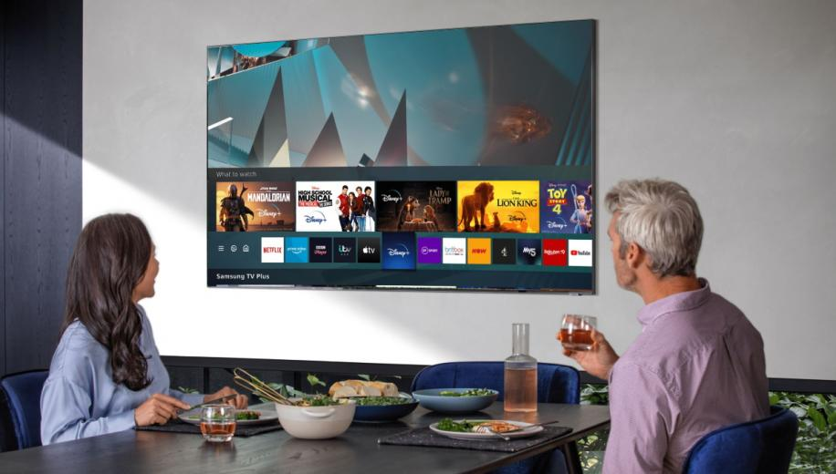 Samsung 2020 TV app lineup upgraded