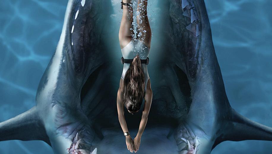 Deep Blue Sea 3 Movie Review