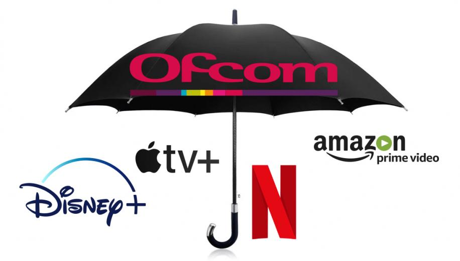 Streaming giants face UK regulation by Ofcom