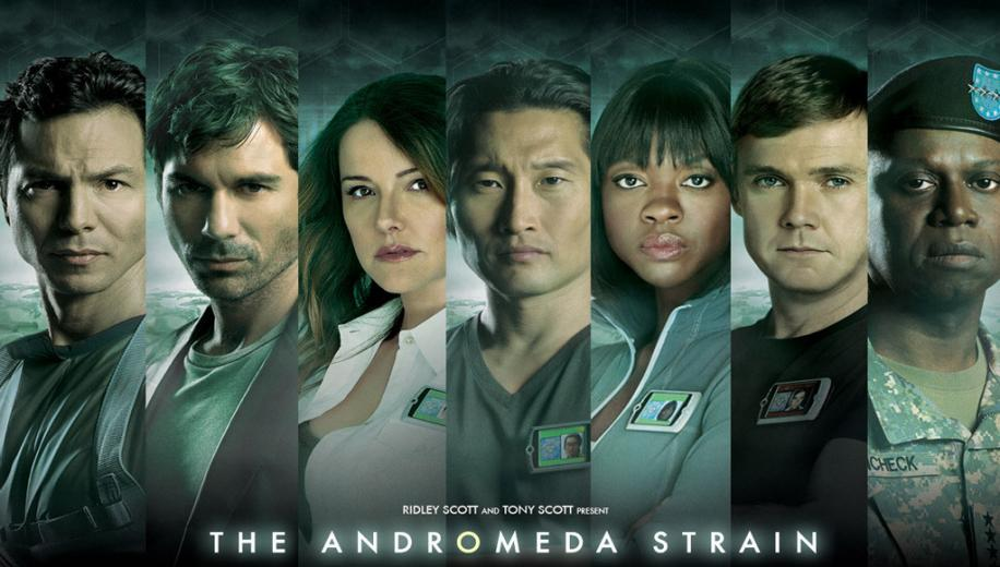 The Andromeda Strain DVD Review
