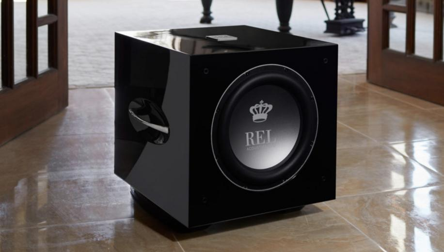 REL S/812 Subwoofer Review