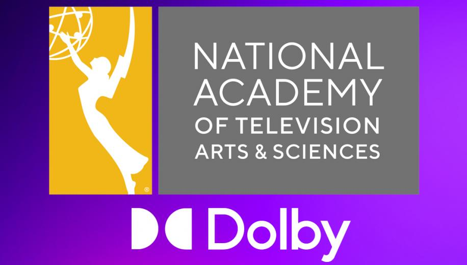 Dolby honoured by National Academy of Television Arts and Sciences