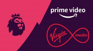 Amazon Prime's Premier League matches to be shown on Virgin Media
