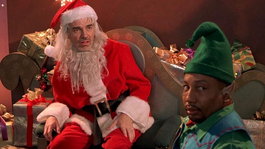 Bad Santa DVD Review