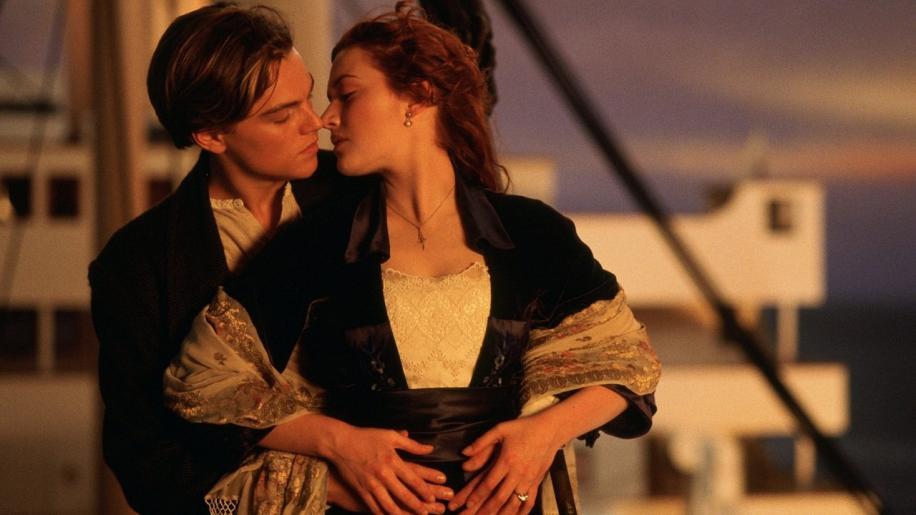 Titanic DVD Review