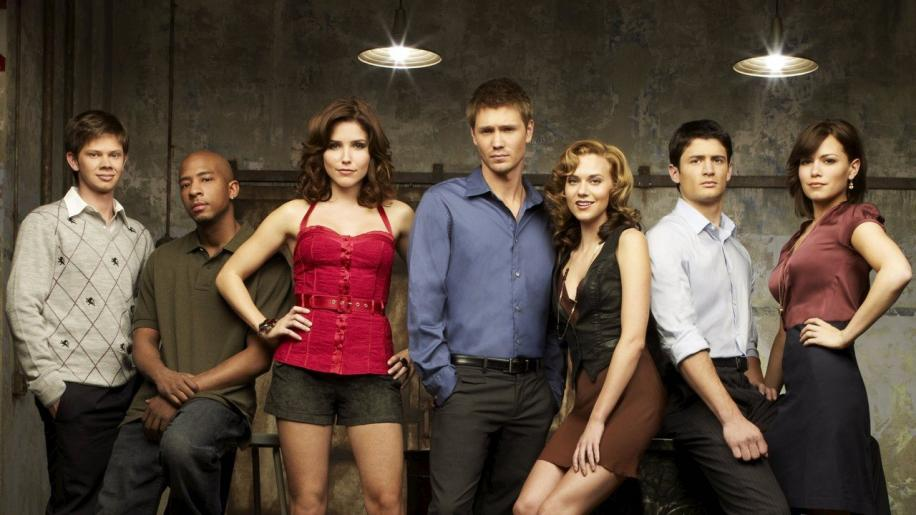 One Tree Hill: The Complete Second Season DVD Review