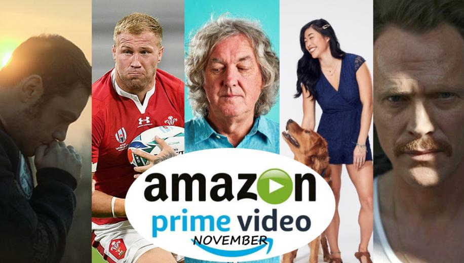 What's new on Amazon Prime Video UK for November 2020
