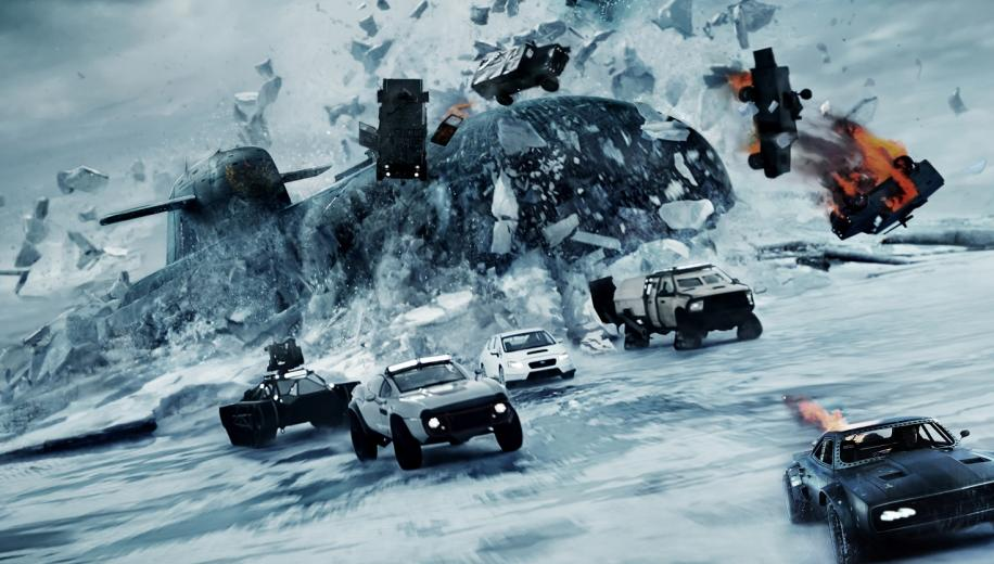 Fast & Furious 8 Ultra HD Blu-ray Review