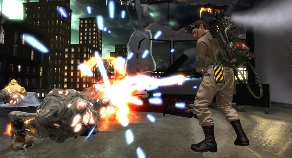 Ghostbusters: The Video Game Xbox 360 Review