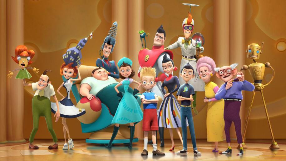 Meet the Robinsons Movie Review