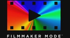 Filmmaker Mode kills image smoothing