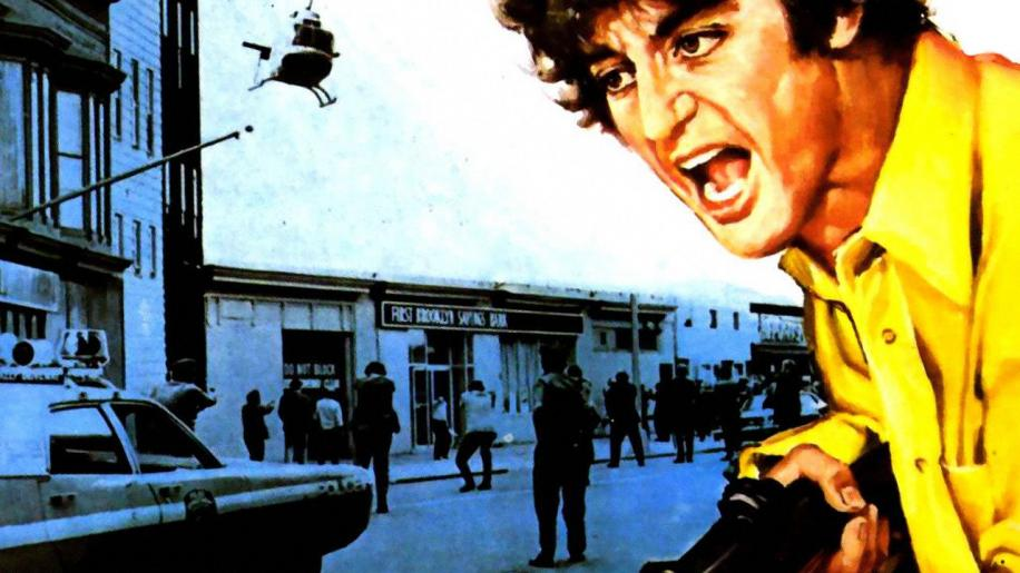 Dog Day Afternoon Movie Review