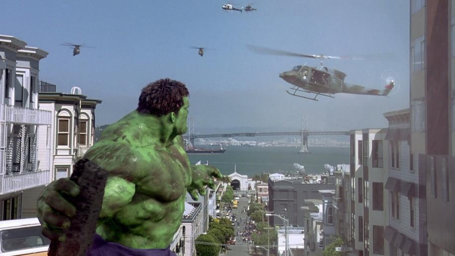 Hulk Movie Review