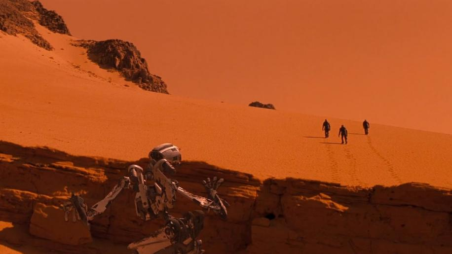 Red Planet Movie Review