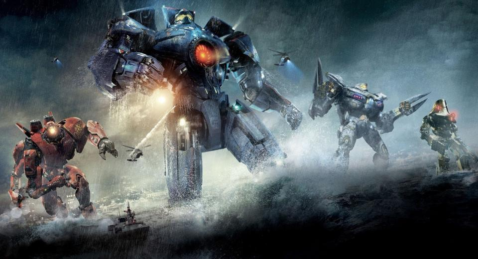 Pacific Rim 3D Blu-ray Review