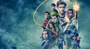 Netflix's DC Titans Season 2 TV Show Review