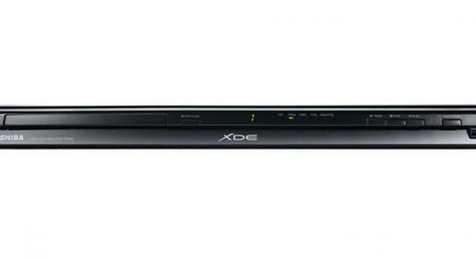 Toshiba XD-E600 Upscaling DVD Player Review