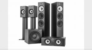 Bowers & Wilkins 600 S2 5.1 Speaker Package Review