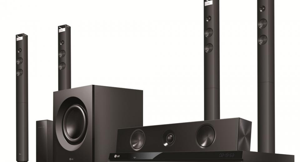 LG BH9520TW 3D Blu-ray Player and 9.1 Home Cinema System Review