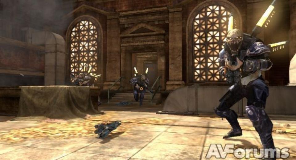 Resistance: Burning Skies PS Vita Review