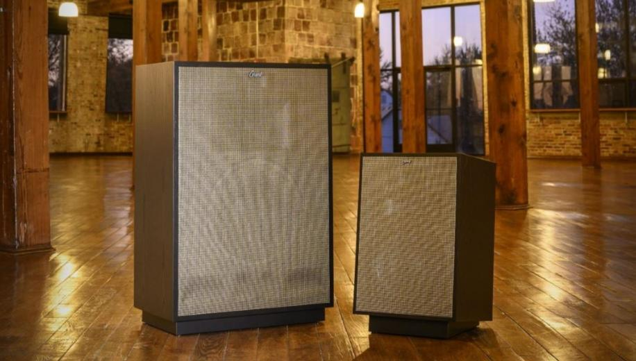 Klipsch updates Heritage speaker range