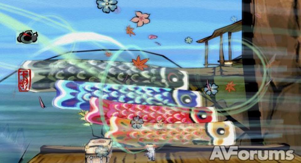 Okami HD PS3 Review